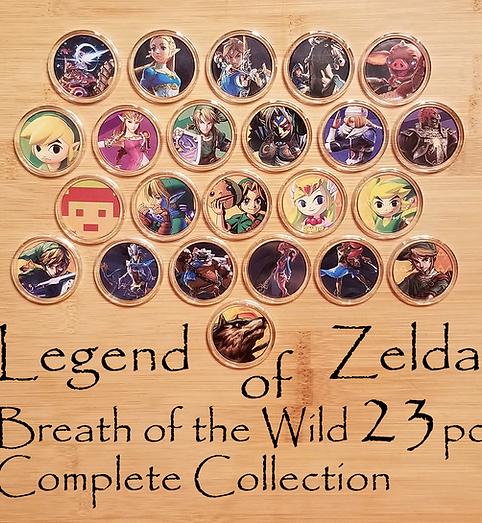 24 pc Zelda BotW Amiibo Set