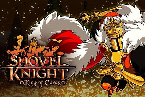 3pc Shovel Knight: King of Cards Set