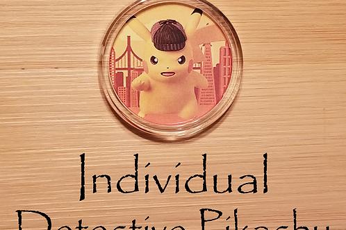 Individual Detective Pikachu Amiibo