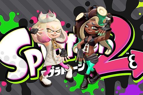2pc Splatoon 2 - Pearl & Marina Set