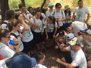 Shabbat at Shlomi- Achuzat Sara