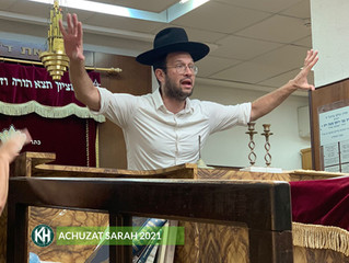 Rav Yair: How the Summer That Wasn't Meant to Happen, Happened.