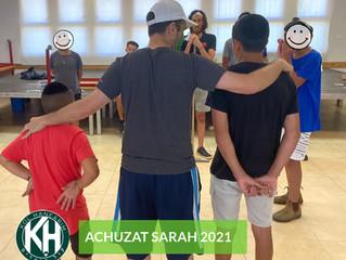 Achuzat Sarah | From the Journal of Josh Hyman, Volunteer