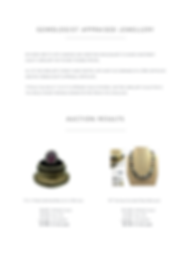Gemologist Appraised Jewellery non-profit, fundraising ideas