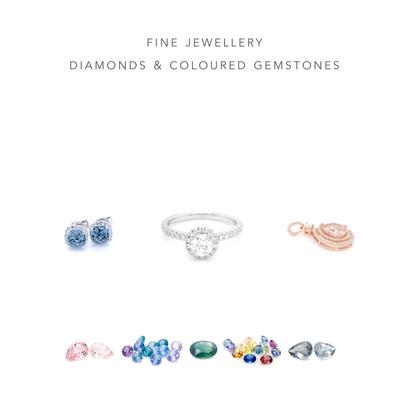 Fine Jewellery & Coloured Gemstones