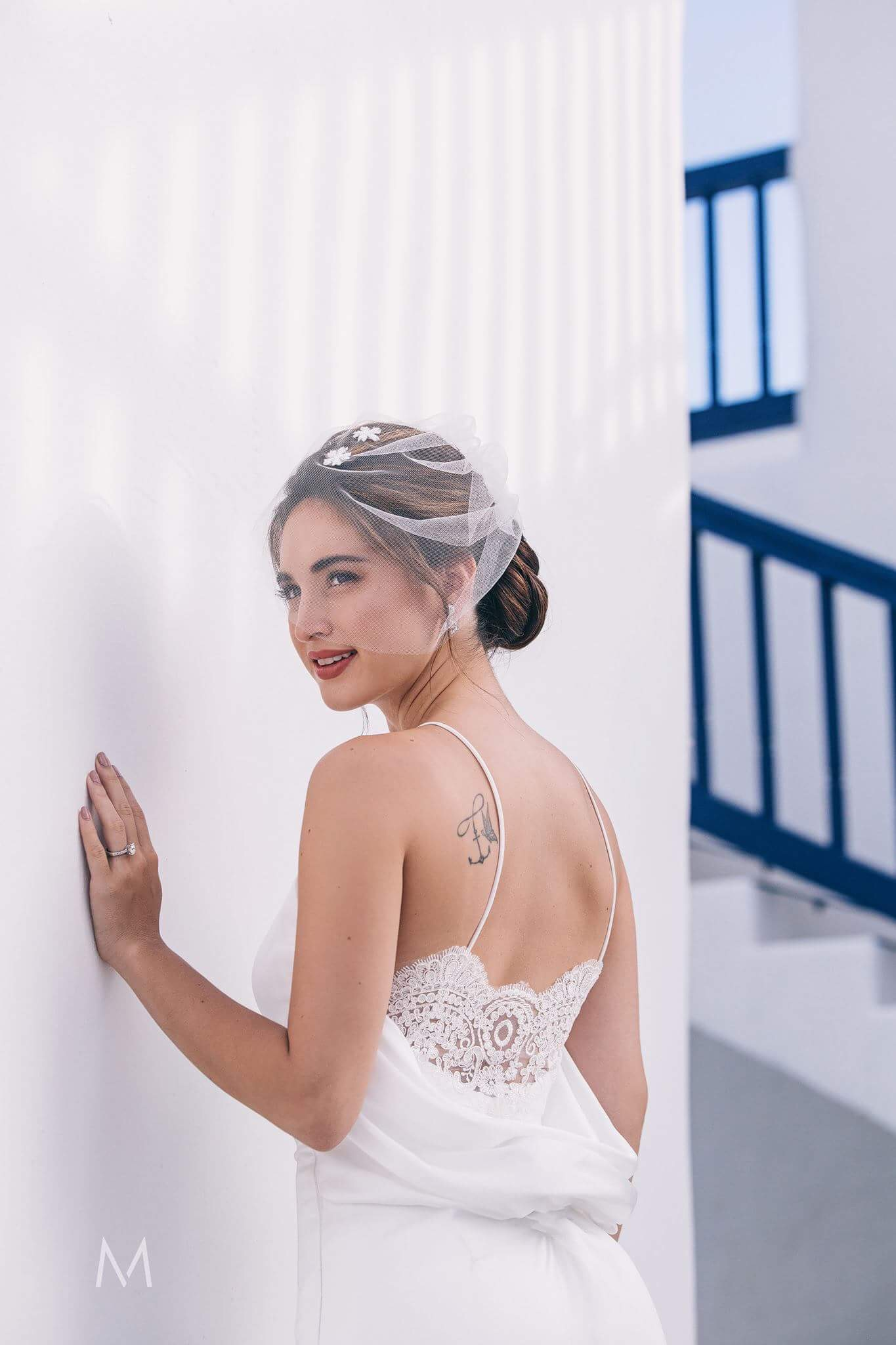 Coleen Garcia for Metro Weddings
