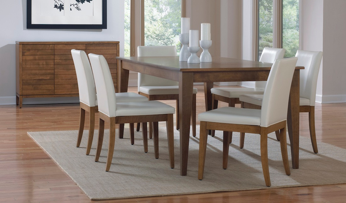 Contemporary Dining Collection from Canadel