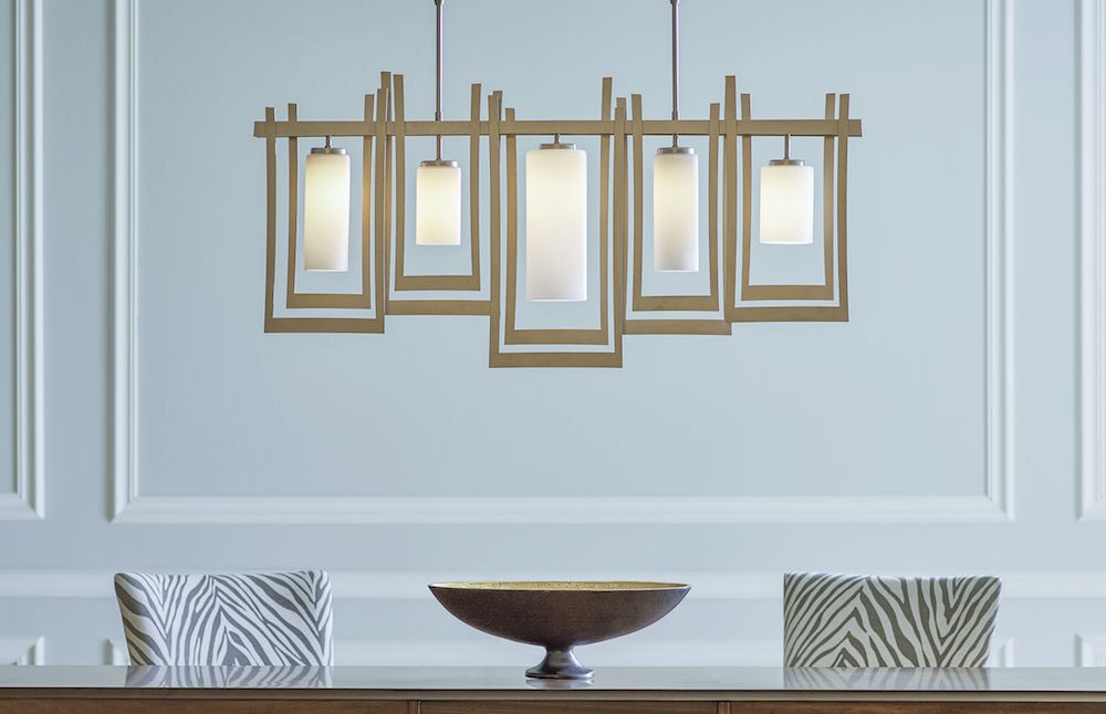 Chime Pendant from Hubbardton Forge