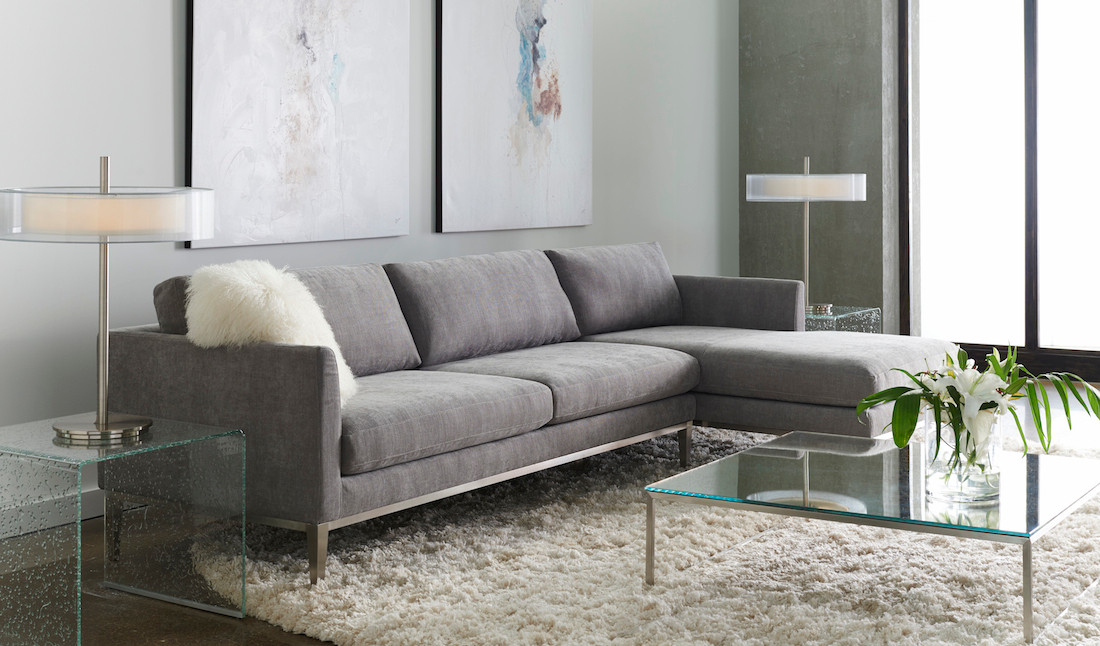 Henley Sectional by American Leather