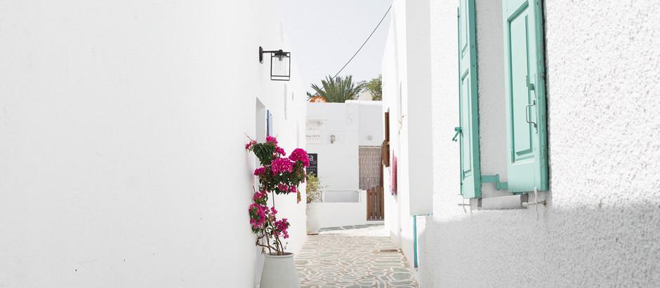 The Serenity of Folegandros, Greece