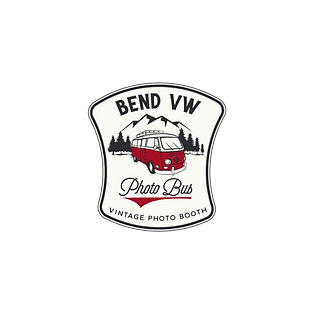 Bend VW Photo Bus Vintage Photo Booth