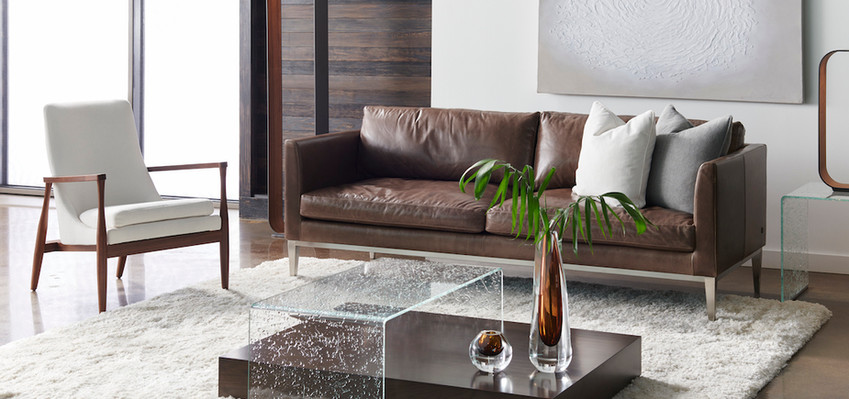 Henley Sofa by American Leather
