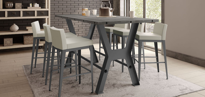 Parade Table & Ethan Chairs from Amisco