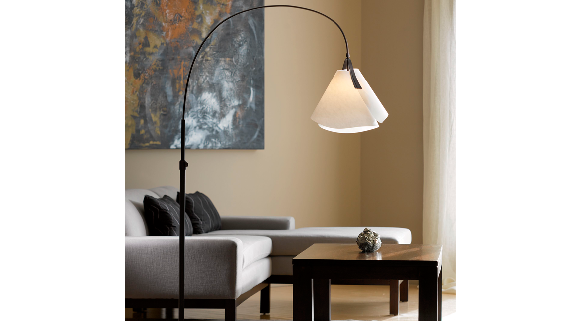 Mobius Floor Lamp from Hubbardton Forge