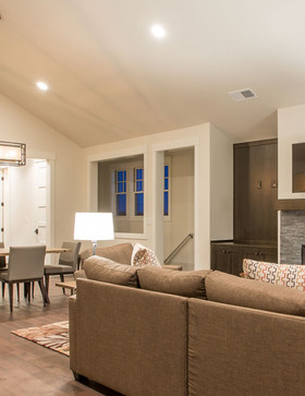 Our central focus was to bring together modern sensibility with the utmost attention to durability for the Tetherow Vacation Rental Homes. We enjoyed creating functional spaces with affordable furnishings that have a comfy & cozy vibe.