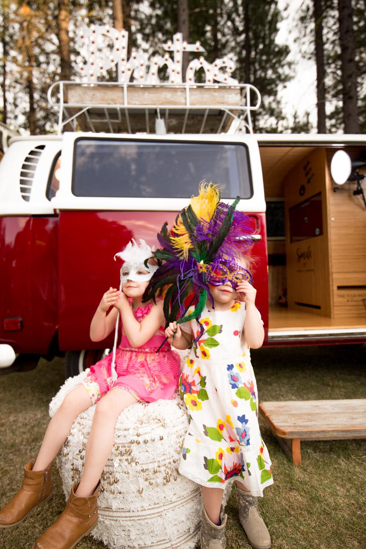 Bend VW Photo Bus