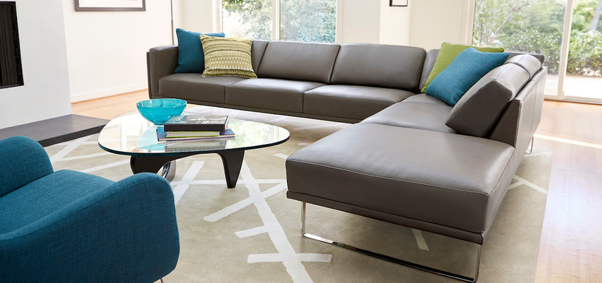 Berkeley Sectional from American Leather