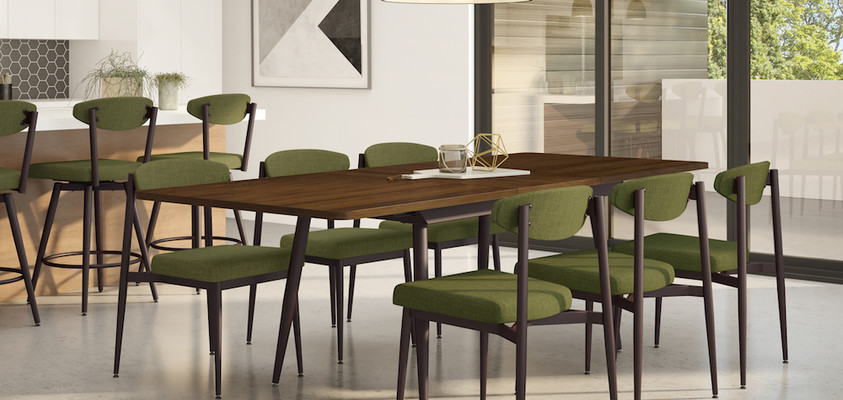 Wilbur Chair & Belleville Table from Amisco