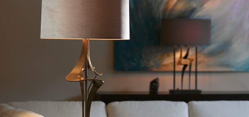 Anastasia Lamp Collection from Hubbardton Forge