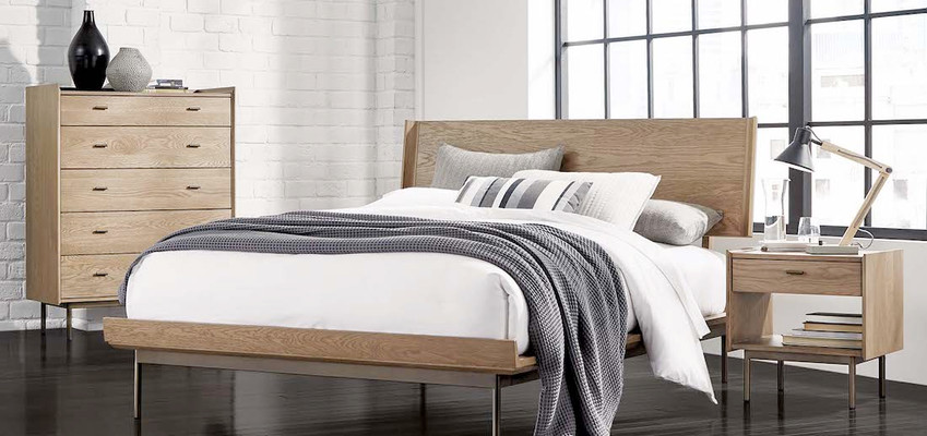 Strada Bedroom Collection from Wes Bros