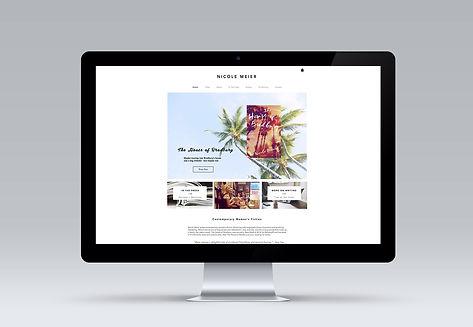 MssDaisy Photography Web Design Bend Oregon