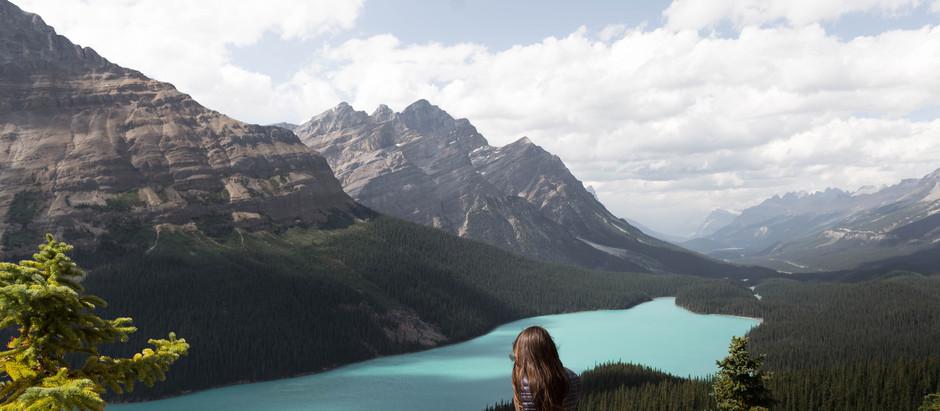Exploring Banff National Park