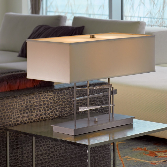 Cavaletti Table Lamp from Hubbardton Forge