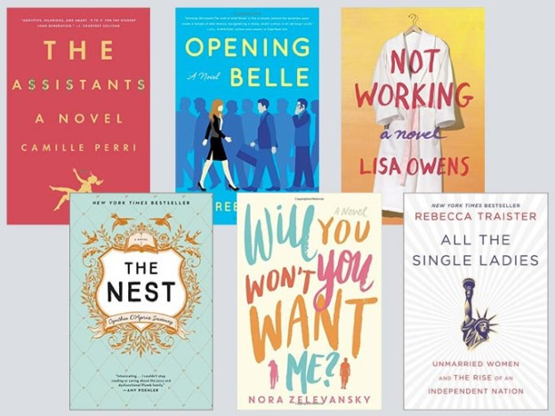 Nine New Must Read Books That Will Make Your Spring So Much Better