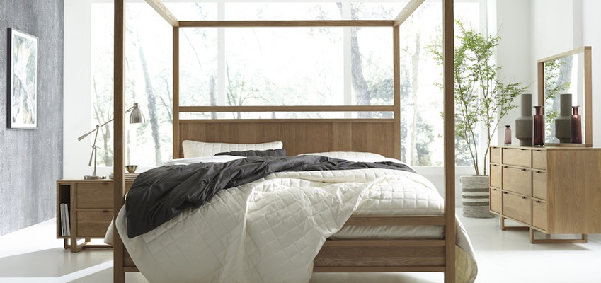 Fulton Four Post Bed from Wes Bros