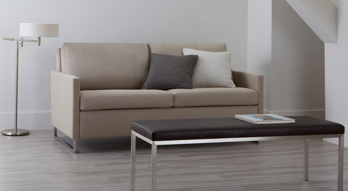 Brandt Comfort Sleeper from American Leather