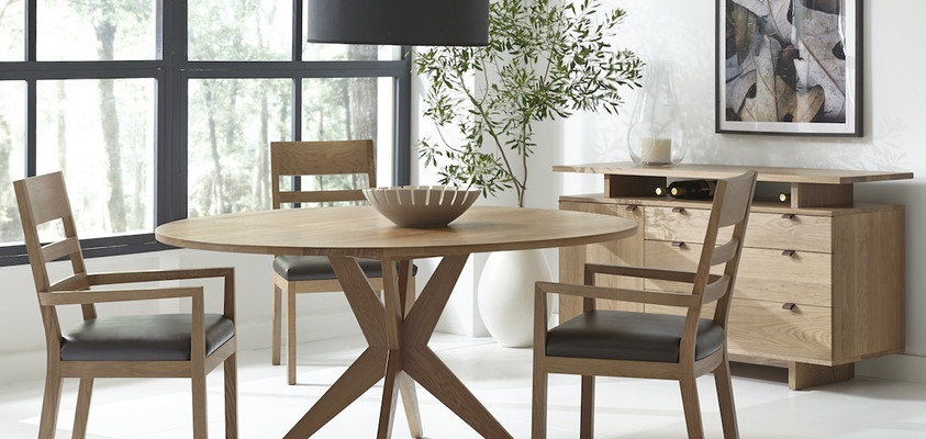 Fulton Dining Collection from Wes Bros