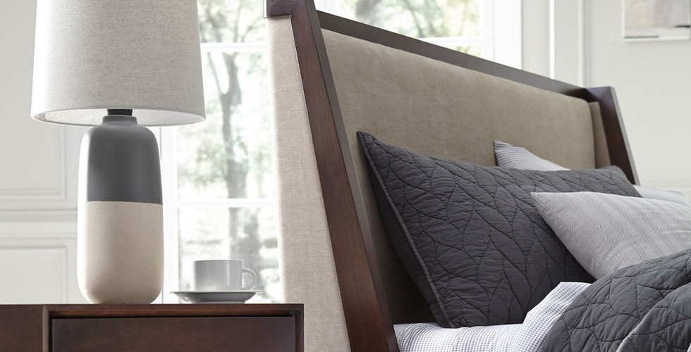 Jensen Headboard from Wes Bros