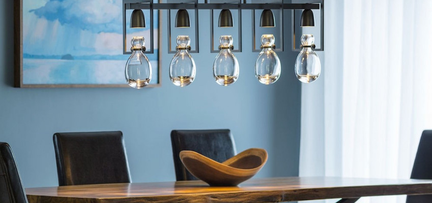 Apothecary Pendant from Hubbardton Forge