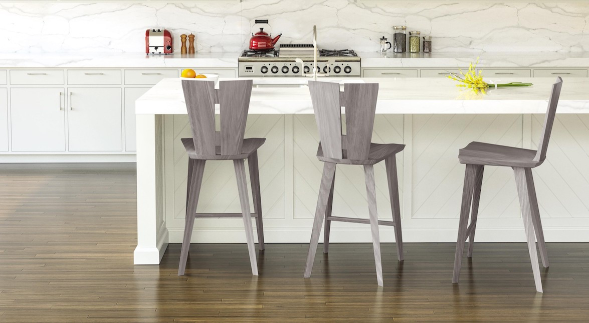 Axis Stools from Copeland