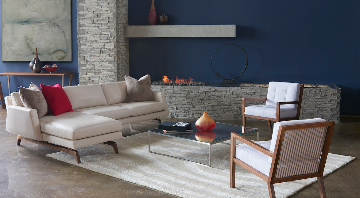 Aiden Chairs & Nash Sectional