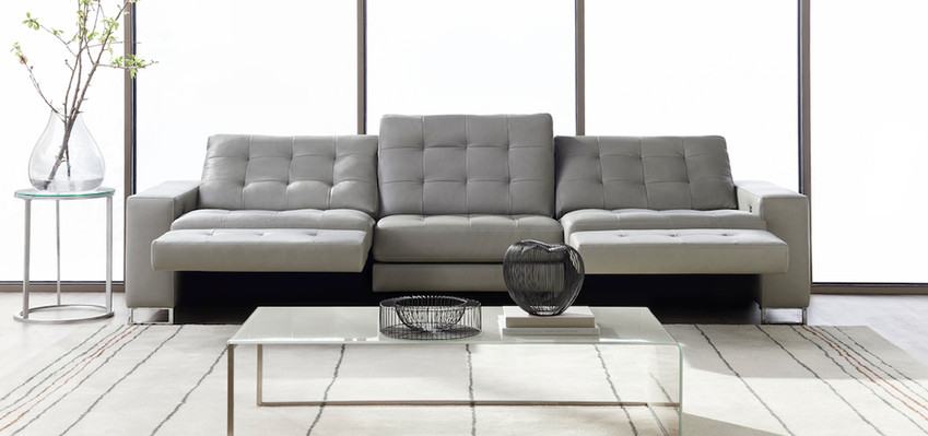 Hudson Sofa from American Leather