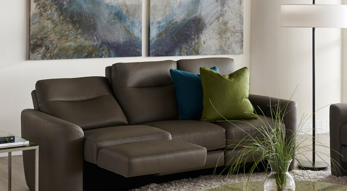 Chelsea Reclining Sofa from American Leather