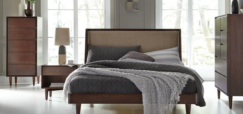 Jensen Bedroom Collection from Wes Bros