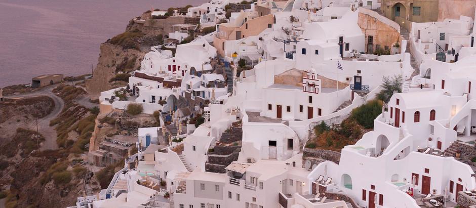 5 Days in Oai, Santorini