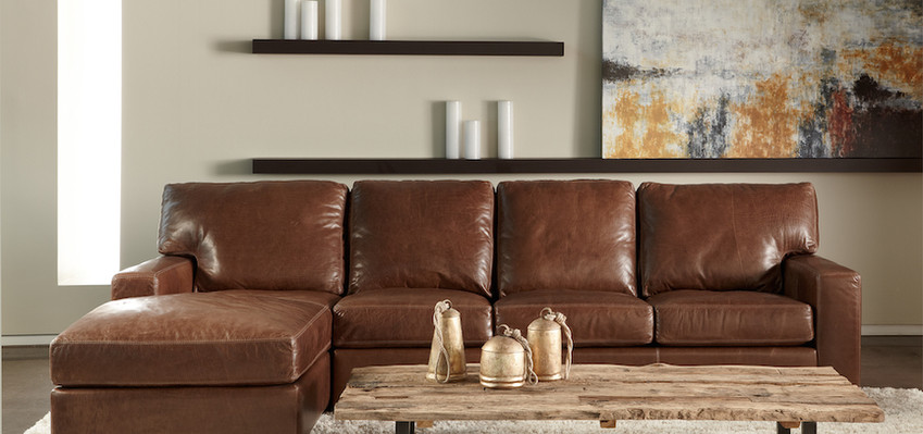 Danford Sectional by American Leather