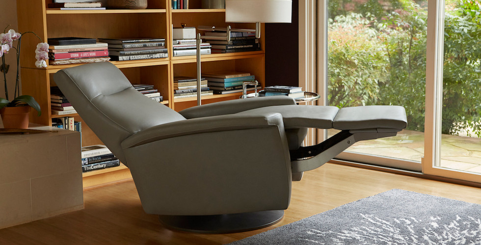 Fallon Comfort Recliner from American Leather