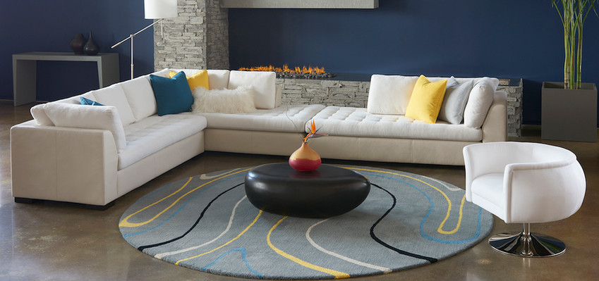 Astoria Sectional from American Leather