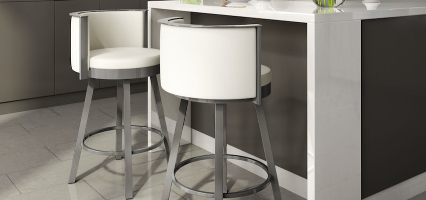 Browser Swivel Stools from Amisco