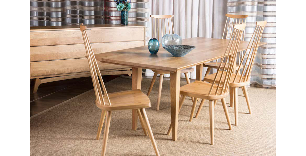 Landing Table & Maya Chairs from Gat Creek