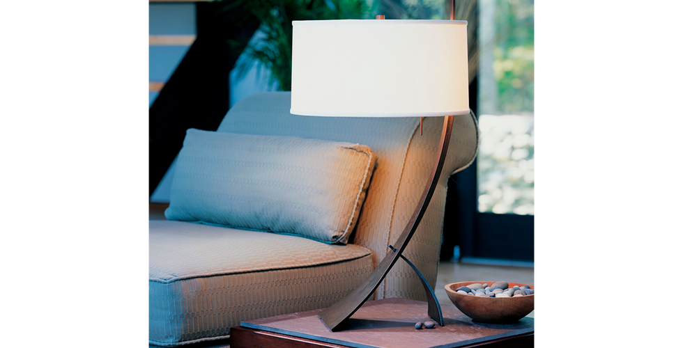Axis Table Lamp from Hubbardton Forge