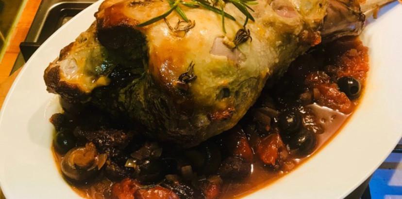 Gary Matthewman's Slow Roast Lamb