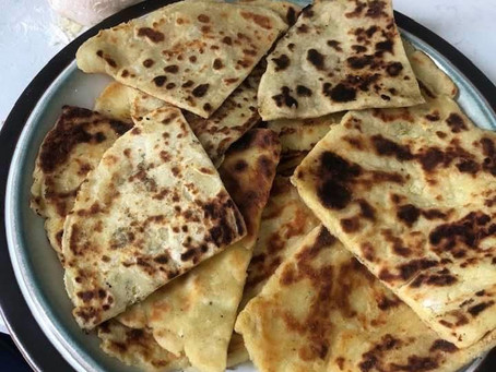Gillian Moore's Tattie Scones