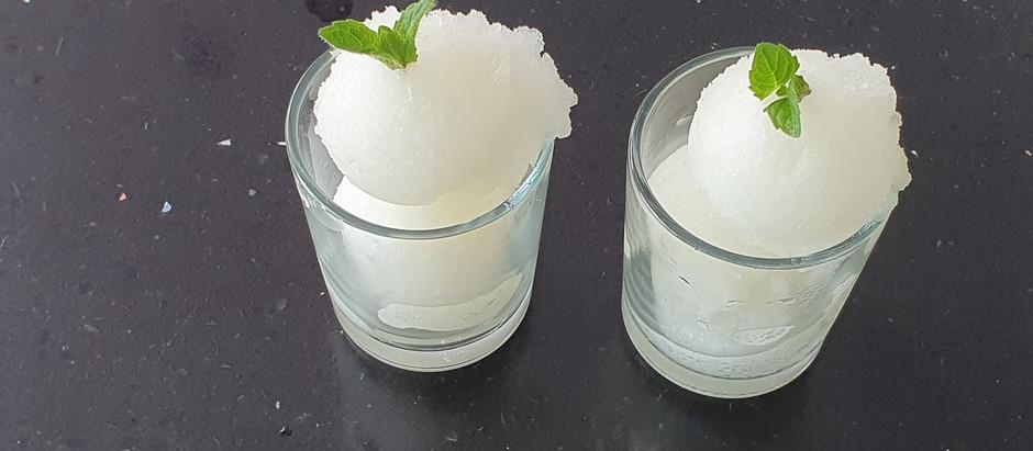 Christopher Ovenden's Vodka & Lime Sorbet