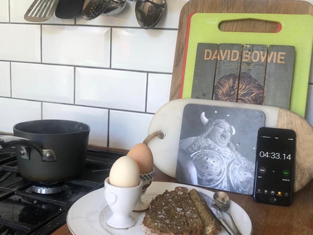 Tom Hickox's The 'John Cage' Boiled Egg