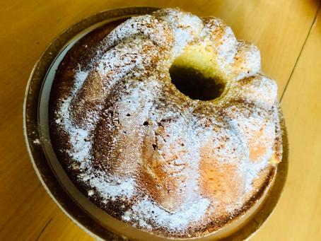 Tamara Stefanovich's Angelic Cake